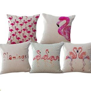 Square-Cute-Funny-Pillow-font-b-Flamingos-b-font-font-b-cushion-b-font-household-linen